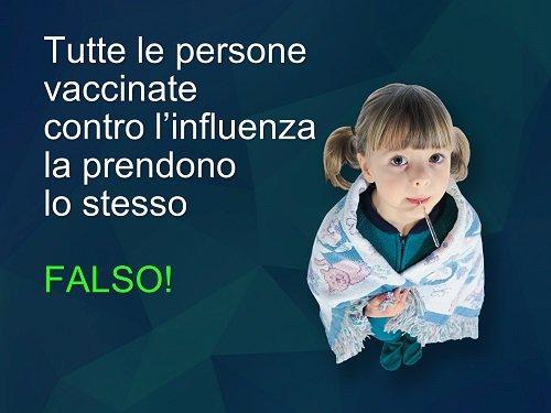 """L'influenza è una delle malattie infettive a maggior impatto sociale, poiché provoca ogni anno in Italia da 5 a 8 milioni di casi con circa 8.000 morti con e alti costi economici per la Sanità pubblica. La vaccinazione anti-influenzale è in grado di ridurre complicanze, ospedalizzazioni e morti. Si può contrarre l'influenza anche se si è vaccinati? Sì, è possibile per tre motivi: a) ci vogliono circa due settimane affinché la protezione generata dalla vaccinazione sia ottimale, e durante questo lasso di tempo è possibile contagiarsi. b) i virus dell'influenza mutano spesso e i ceppi contenuti nel vaccino sono scelti in febbraio; può quindi capitare che vi sia una leggera differenza tra i ceppi vaccinali e i virus in circolazione c) gli anziani rispondono meno bene alla vaccinazione nonostante, se la contraggono, i rischi di complicazioni siano nettamente ridotti. Dunque, qualche """"fisiologico"""" caso di non efficacia del vaccino e qualche inevitabile episodio di """"mismatch"""" (ossia la discrepanza tra la protezione offerta dal vaccino stagionale e gli antigeni circolanti) non tolgono all'attuale strategia della raccomandazione su larga scala un profilo di costo-efficacia che collocano la vaccinazione antinfluenzale tra una delle massime priorità nel campo della Sanità pubblica."""